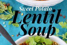 Vegan Soups and Stews / Plant-Based Vegan Soups and Stews Recipes!