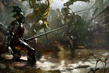 Fiction Fantasy  & Medieval