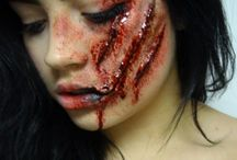 Zombies make up