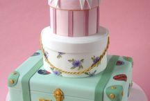 Festas - decoração, bolos etc.