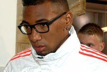 Sports Star's Glasses