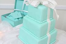 Tiffany Blue Wedding Cakes