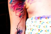 Tattoo ideas / by Sarah Wareham
