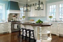 Lovely Kitchens / by Stacie & Lindsey