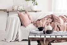 Idéer för hemmet: Vardagsrum