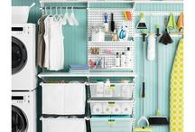 Laundry Room / by Cassie Newton