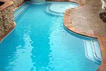 Nossa piscina