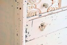 Furniture and stuff refinishing/redo / by Christy Parker