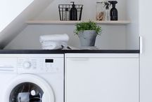 Laundry Room / Laundry, Not the most fun thing to do... So make ik easy and fun. Here's some laundry room inspiration...
