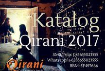 Gambar Qirani Terbaru 2017 / agenqirani.com merupaka produsen busana muslim terlengkap di Indonesia. Pemesanan busana muslim trendy dan syar'i hubungi   Nanda CS 1 Qirani  :  SMS: 0857-3173-0007 Whatsapp: +6285731730007 BBM: 536816F7