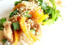 Dania z woka / Szybkie, smaczne i kolorowe dania z woka