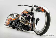 Motorbikes / All the ones I want and I have...