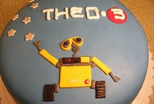 Aadi's Birthday Party Opt 1 : Wall E / by 13 Woodhouse Road