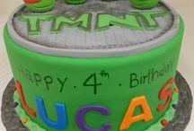 zaneys birthday cake ideas