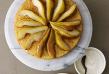cakes + pies + other sweet treats || recipes