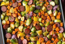 autumn cooking / podzimní kuchyně