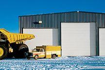 Commercial Insulated Doors / by Overhead Door Garage Doors