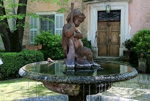 Romantic Fountains & Gardens / by Patricia Vaughn Shedd Marshall