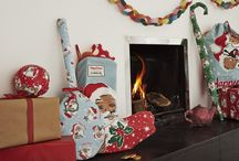 Christmas / A selection of festive fireplaces and wood burners, including photos from our customers around the world