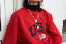 Fashion outfits / 90s fashion outfits