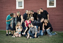 {Shoot} Large family groups