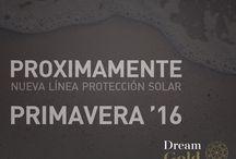 Linea solar / Productos dedicados al cuidado de la piel y la proteccion solar