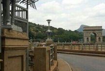 places in south Africa. / Hartebeespoort dam Gauteng.