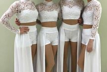 Creative Dance Outfits