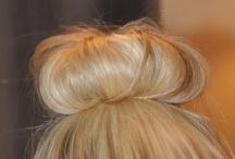 hair experiments!