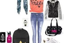 Middle school outfits