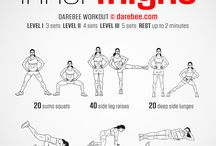 Thighs workout