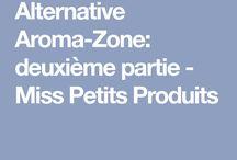 Alternative aroma-zone