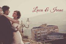 Luca e Irene wedding... castello di Naro