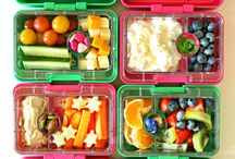 Cheeks Eats / Easy and Fun School Lunch Ideas / by Leah