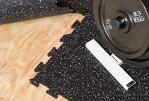 Workout Room / by Randi Blackmon