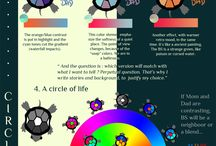 color theory on illustration