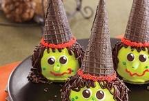 Halloween ideas/recipes