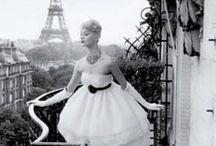 Paris / Images of Paris, black and white classic photos