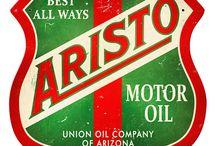 Vintage Motor Signs / by Emile Miglia