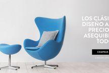 Tiendas de muebles Online / Tiendas donde comprar muebles a través de la red