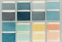 colours of the wind(z). / colours \ palettes \ shades