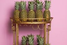 trend: pineapples / because pineapples never go out of style / by Gabi Valladares