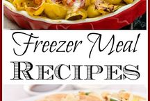 Freezer meals / by Kay Good