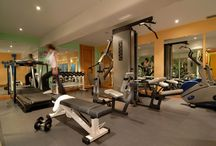 Hotel facilities: Sauna & Gym / Keep fit even when you are on holidays !!