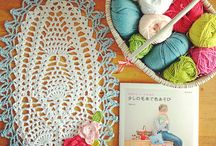 Doilies and Potholders / by Mel Norris