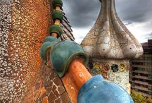 Fanciful Architecture / by Kate Gorman
