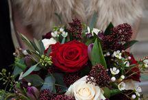 Wedding rome bouquet