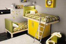 contemporary children bedrooms