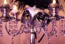 Masquerade 21st Party Ideas
