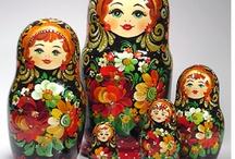 matryohka dolls
